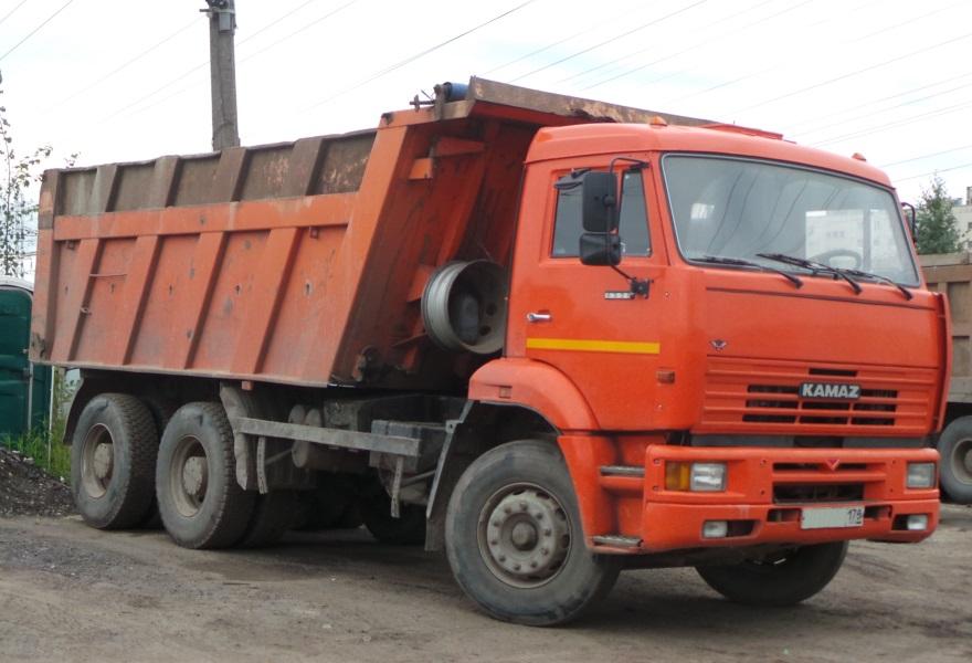КаМаз - ЭКОПУНКТ - вывоз крупногабаритного мусора